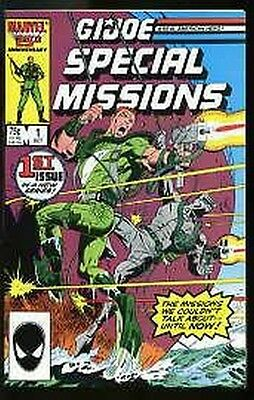 Gi Joe Special Missions #1-28 Very Fine / Near Mint Complete Set 1986 Marvel