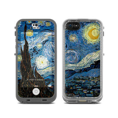 Skin Kit for LifeProof FRE iPhone 5C - Starry Night - Sticker Decal