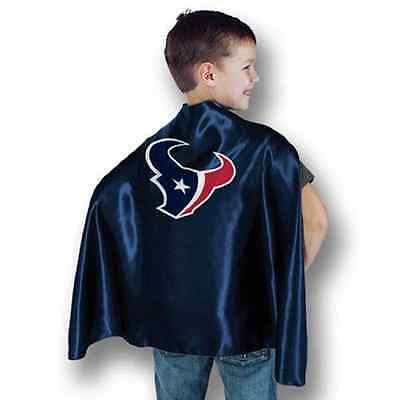 Houston Texans NFL Pro Football Sports Tailgate Game Day Child Costume Accessory