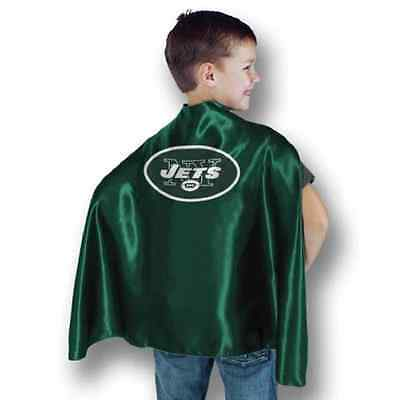 New York Jets NFL Pro Football Sports Tailgate Game Day Child Costume Accessory