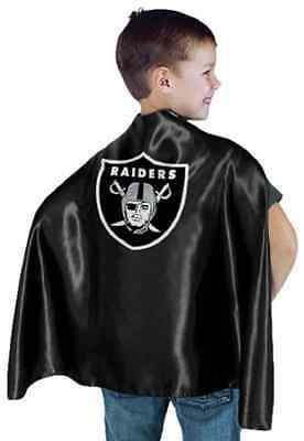 Oakland Raiders NFL Football Sports Tailgate Game Day Child Costume Accessory