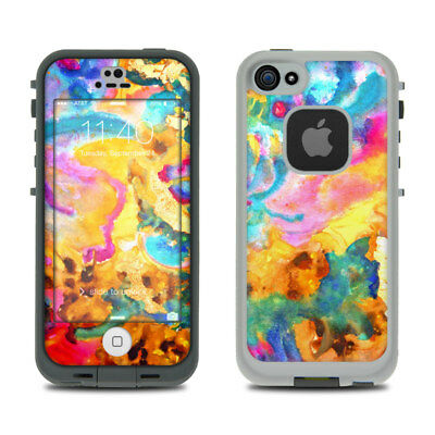 Skin Kit for LifeProof FRE iPhone 5S - Dawn Dance - Sticker Decal