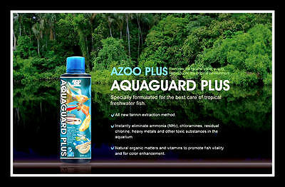 AZOO AQUAGUARD PLUS * 120,250,500ml