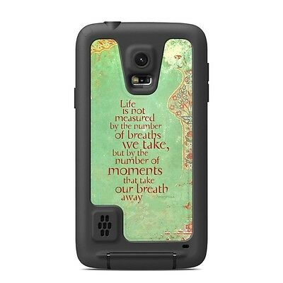 Skin for LifeProof FRE Galaxy S5 - Measured by Duirwaigh Studios - Sticker Decal