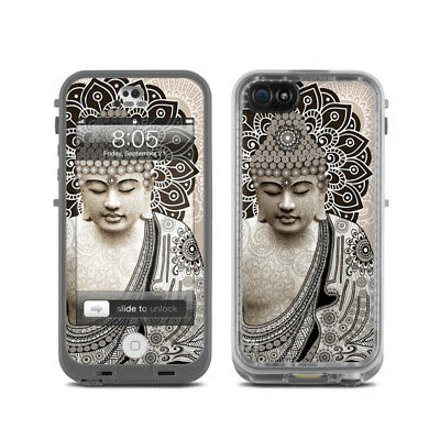 Skin for LifeProof Nuud iPhone 5 - Meditation Mehndi - Sticker Decal