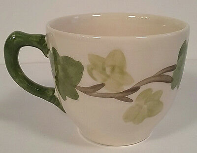 Franciscan Ivy II  Pottery Tea Cup NEW Johnson Bros England