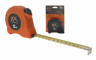 5M Tape Measure Heavy Duty Auto Lock