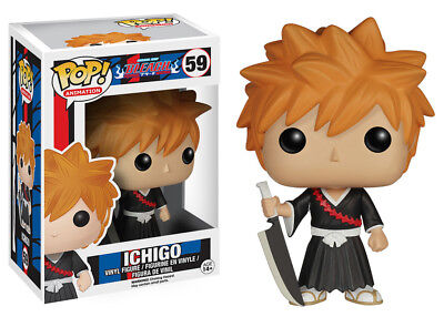 Funko Pop Animation: Shonen Jump Bleach - Ichigo Vinyl Figure Item #6360
