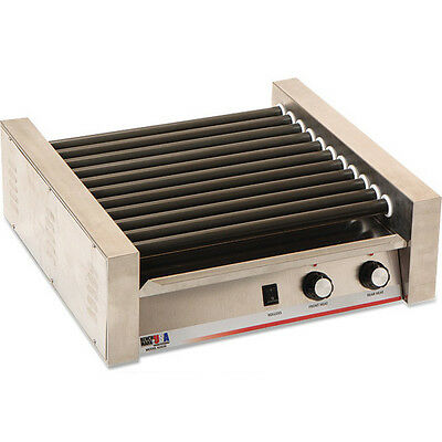 Hot Dog Roller Grill Cooker 30 Hotdogs - Hot Dog Stand