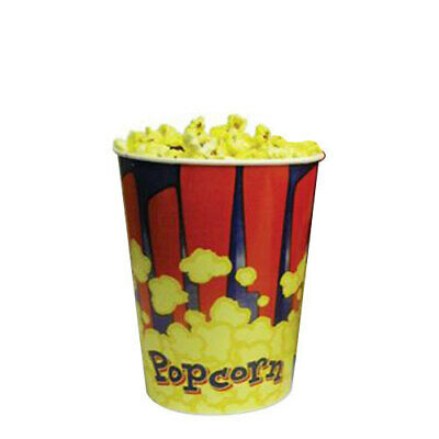 Popcorn Popper Machine Tubs 32oz  #41432 Supplies