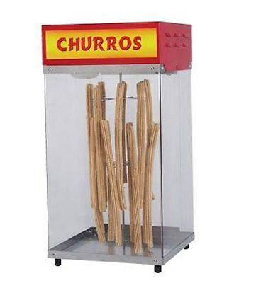 Churros Display Warmer #2049 by Gold Medal