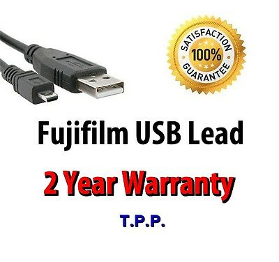 Fujifilm Finepix Z Series USB Camera Lead Cable Select Your Exact Model