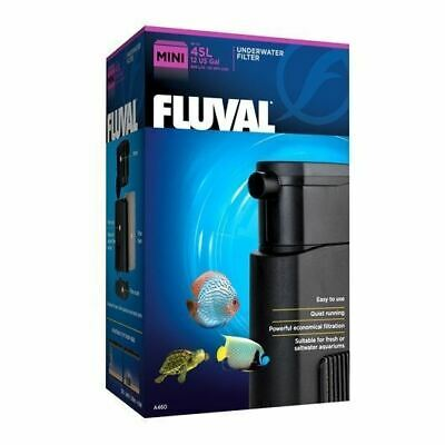 Fluval Mini U/W Aquarium Filter 200Lph Internal Tropical Coldwater Fish Tank
