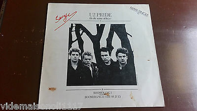 Disque maxi 45 tours / U2 pride in the name of love 1984