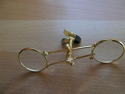 spectacle jewellers/watch repair magnifing eye glass