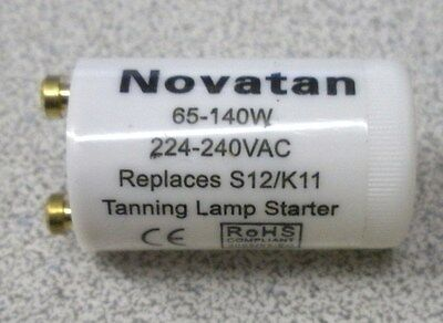 26 Tanning Bed Starter 65-140 watt K11 S12 REPLACES Philips or Cosmedico