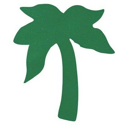 New Full Roll Of 1000 Palm Tree Tanning Stickers