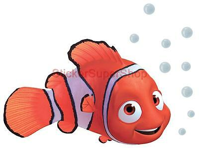 FINDING NEMO Disney Decal Removable WALL STICKER Home Decor Art Kids Movie Giant