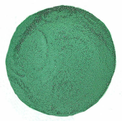 Half Ounce Natural No Dye African Malachite Inlay Powder Sand Painting