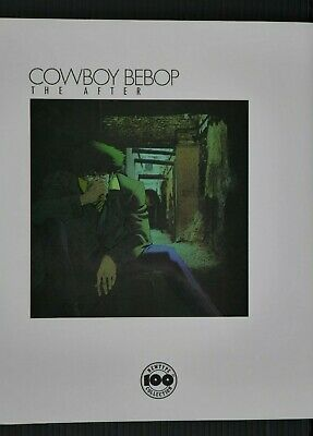 JAPAN Cowboy Bebop THE AFTER Newtype 100% Collection OOP book 1999