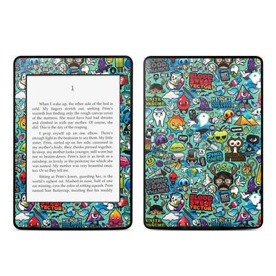 Original Kindle Paperwhite Skin - Jewel Thief by JThree Concepts - Sticker Decal