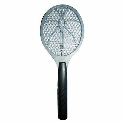 Handheld Electric Fly Killer Bug Zapper (Battery Powered)