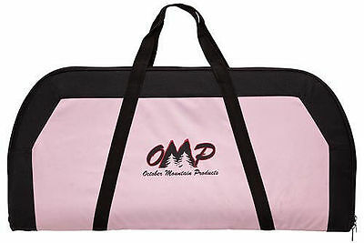 """OMP 36""""x17"""" Compound Bow Case, Pink"""