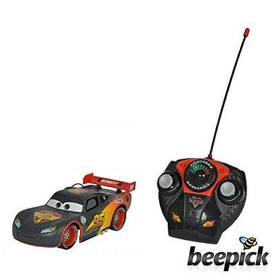 Dickie Toys 203084000 - Disney Cars carbono, RC Turbo Racer Rayo McQueen 0 #8173