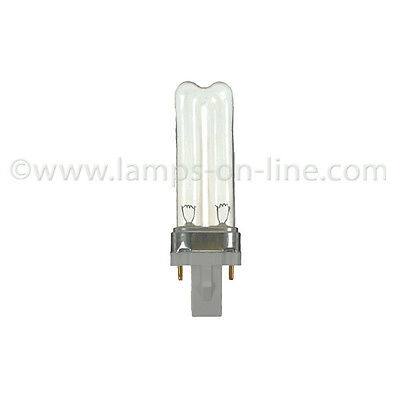 TUV PL-S 5W/2P - 5W 2 PIN G23 Germicidal  UVC Lamp for Pond Filters