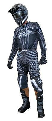 Wulfsport Max Equipe Motocross Quad Enduro Pants And Shirt Kit Deal