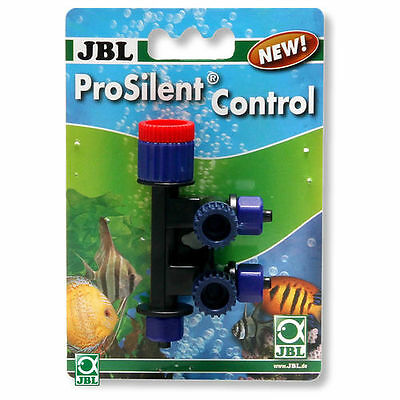 JBL ProSilent Control Adjustable precision air shut-off valve * 1st class post