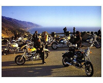 2001 2002 BMW R1200C 1200 Motorcycle Factory Photo ca5452
