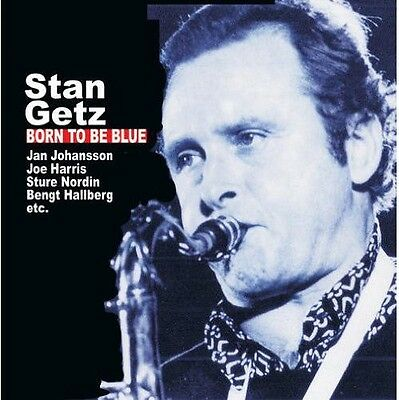 Stan Getz - Born to Be Blue [New CD]