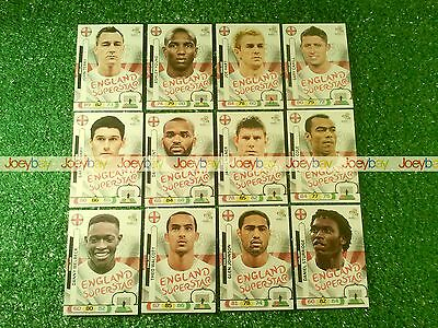 Panini Adrenalyn  Xl Euro 2012 All Full Team Base Card Sets