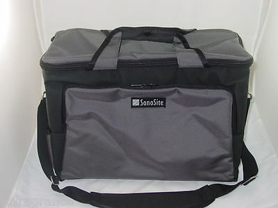 SonoSite CARRY CASE P03673-02 * NEW * NEVER USED New In Box