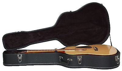 New Gk Deluxe Hard Shell 12 String Acoustic Guitar Case
