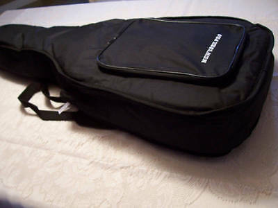 NEW YORK PRO 20 mm PADDED FULL SIZE DOBRO OR CLASSICAL GUITAR SOFT CASE GIG BAG