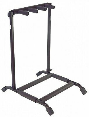 Gk Gs3000 Premium 3 Guitar Stand - Great For Acoustic Or Electric Guitars