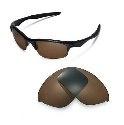 ed458e5abb WL Polarized Brown Replacement Lenses For Oakley Bottle Rocket Sunglasses