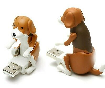 Lustiger USB Hund - Humping Dog - Beagle - Spass am PC oder Notebook