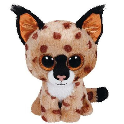 Buckwheat The Linx  Ty Beanie Boos New Release  Brand New