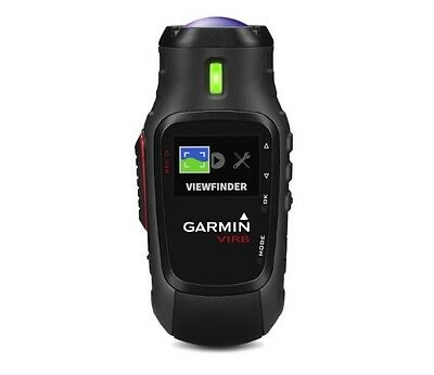 Garmin VIRB HD WATERPROOF Action Camera Video Cam Camcorder 1080p 16MP *NEW*