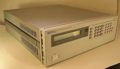 HP / Keysight 6623A Triple Output Programmable DC Power Supply TESTED #5zb