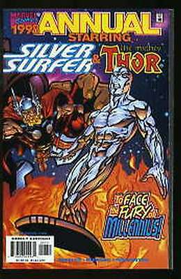 Silver Surfer & The Mighty Thor 1998 Annual Near Mint Marvel Comics