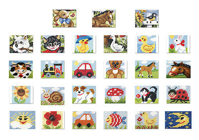 Orchidea Children's Tapestry Mini Kits - Choose from different designs