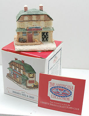 Americana Collection Liberty Falls - Swanson's Feed & Grain AH41 miniature