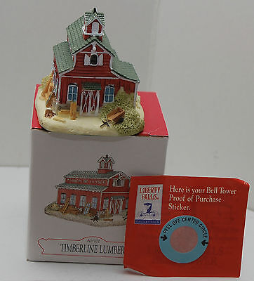 Americana Collection Liberty Falls - Timberline Lumber AH101 miniature building