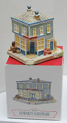 Americana Collection Liberty Falls - Howard's Hardware AH103 miniature building