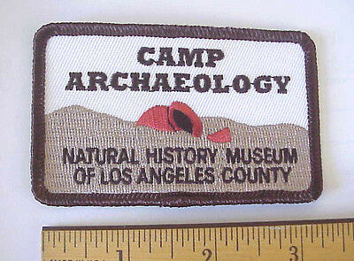 """Natural History Museum of Los Angeles County """"Camp Archaeology"""" Pottery Patch"""
