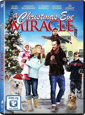 Christmas Eve Miracle (2015, REGION 1 DVD New)